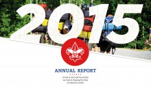 2015 Annual Report Cover